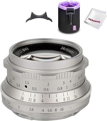 7artisans 35mm F1 2 Große Blende Manuelle Fokussierung Kamera
