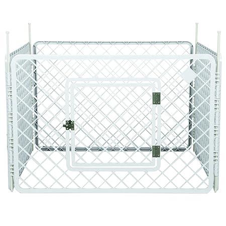 Iris Ohyama, parque para perros / jaula exterior / recinto ...