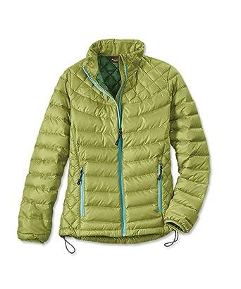 Amazon.com: Orvis Women's Targhee Lightweight Down Jacket, Lime ...