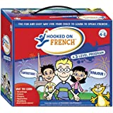Hooked on French: A 3 Level program (English and French Edition)