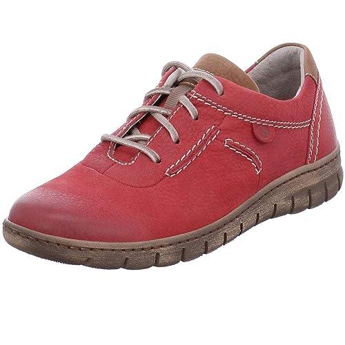 07 Mujer Zapatos Seibel Steffi Derby Para Josef Cordones De Son qOtHwzw