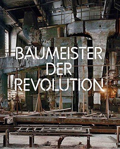 Baumeister der Revolution: Sowjetische Kunst und Architektur 1915-1935 by Jean-Louis Cohen (2011-10-17)