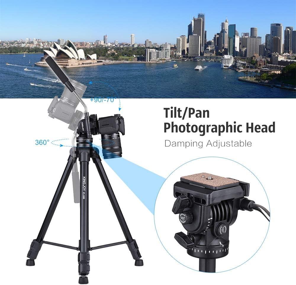 360-degree Panoramic Shooting Multi-Function Tripod Maximum Load 10kg for Digital Camera//Digital SLR Camera//Video Recorder Brackets Mengen88 Camera Tripod