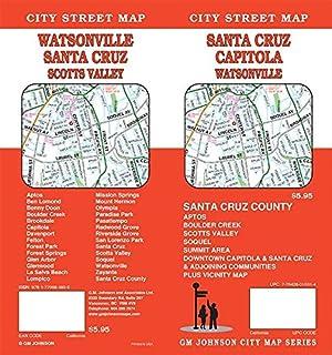 San Jose  Santa Clara County California Map Book GM Johnson