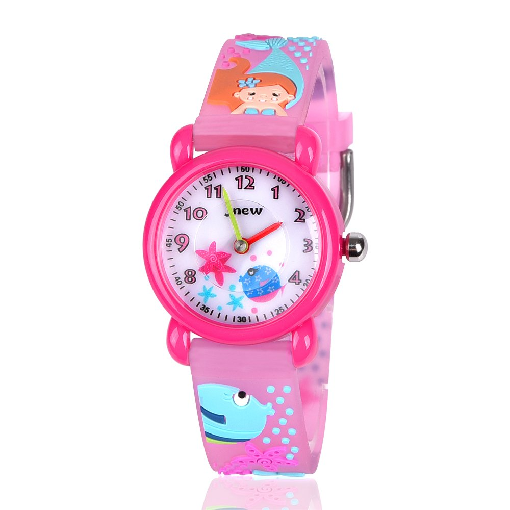 Gifts for 4 5 6 7 8 9 10 Year Old Girls, Mico Girl Watch Toys for 4-10 Year Old Girl Gift Birthday Present