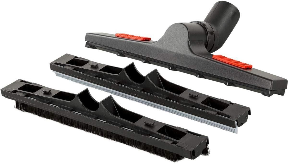 Nilfisk Floor Nozzle w/Inserts (1408248040)