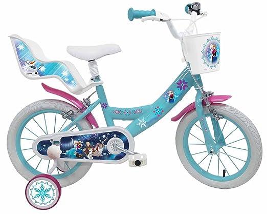 """35 opinioni per Disney 17223- 16"""" Bicicletta Frozen"""