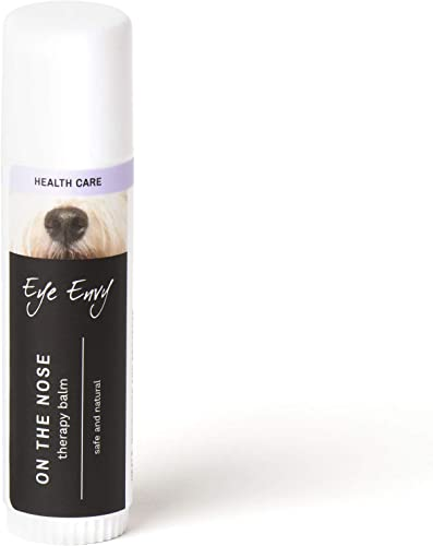 Eye Envy On The Nose Therapy Balm 100 Natural Nourish and heal Cracked, Crusty Dry noses for a Shiny, Black Show Nose Natural SPF Properties
