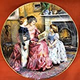 Royal Doulton Collector's Plate - Bedtime Story