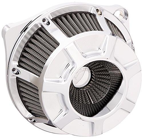 (Arlen Ness 18-932 Chrome Inverted Series Air Cleaner Kit)