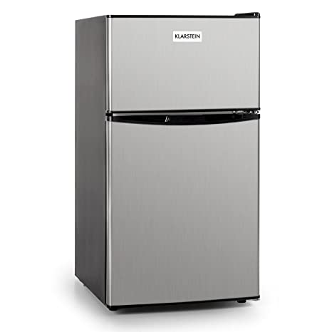 Klarstein Big Daddy Cool • nevera y congelador • Mini de ...