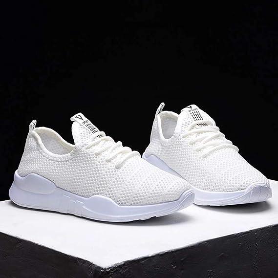 Alaso Liquidation - Zapatillas deportivas para mujer blanco 36: Amazon.es: Ropa y accesorios
