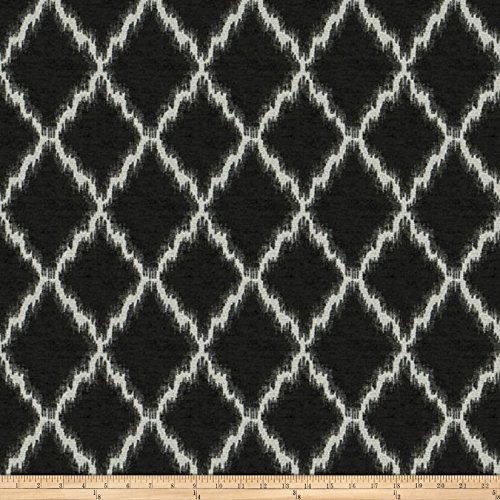- Trend 04353 Chenille Onyx Fabric by The Yard