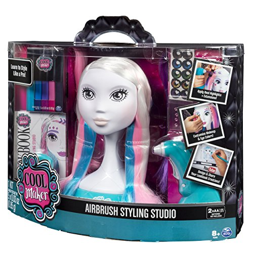 61zFK5XX6VL - Cool Maker - Airbrush Hair and Makeup Styling Studio