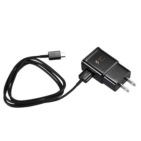 Amazon.com: TOOGOO Cargador Rápido EP-TA20JBE y USB Tipo C ...