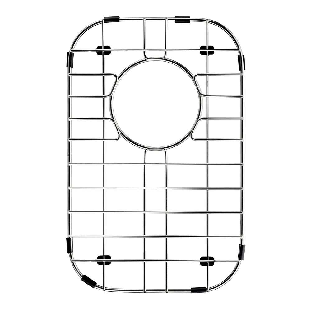 VIGO Stainless Steel Bottom Grid, 9-in. x 13.875-in. by VIGO