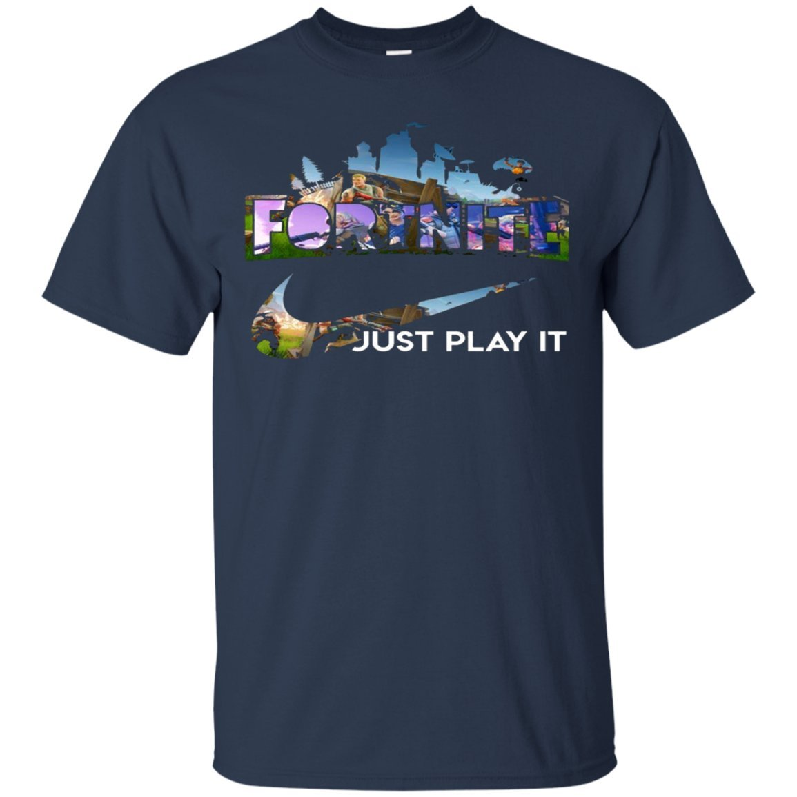 Teezoozoom Fortnite Burnout Heroes T Shirt Just Play It