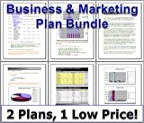 How To Start - Mini Donuts Vendor Cart Stand Kiosk - BUSINESS PLAN + MARKETING PLAN = 2 PLANS!