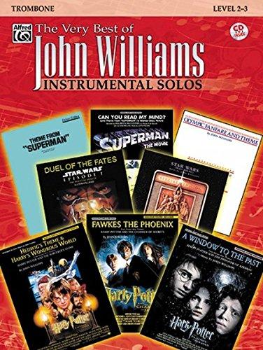 The Very Best of John Williams: Trombone, Book & CD