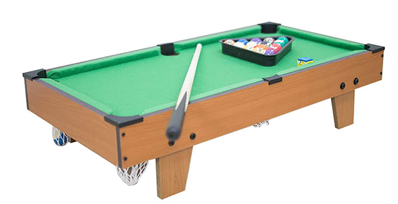 Hyeoni star ミニ ビリヤード台 家庭用ポケットボール 海外直送品 (Mini billiard table Home pocket ball)   B07QB5TBFZ