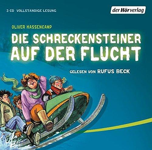 Die Schreckensteiner auf der Flucht (Schreckenstein - Die Lesungen, Band 4)