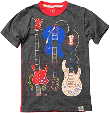 Wes and Willy Kids Short Sleeve Organic Cotton Tee Shirt