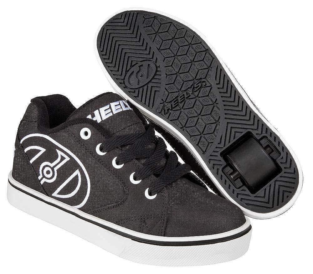MultiCouleure (noir   blanc 000) Heelys Chaussures de Fitness Mixte Enfant 34 EU