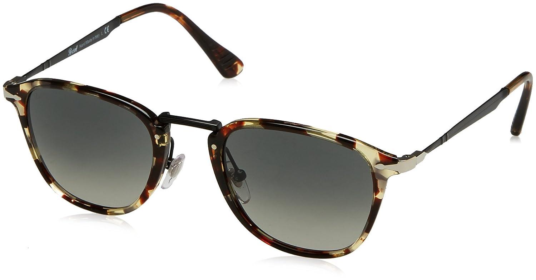 6682259f61 Amazon.com  Persol PO3165S Sunglasses 95 58-52 - Black Frame