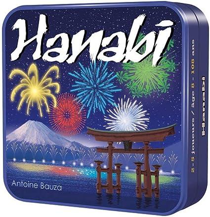 Comprar Cocktail Games- Hanabi - Juego de Cartas - Español (CGHA0001)