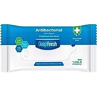 Deep Fresh Antibakteriyel Cep Islak Mendili, 1 Paket (1 x 15 Adet)