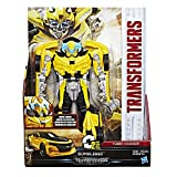 Transformers: The Last Knight -- Knight Armor Turbo Changer Bumblebee