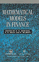 Mathematical models in finance (Applied Mathematics & Mathematical Computation S)