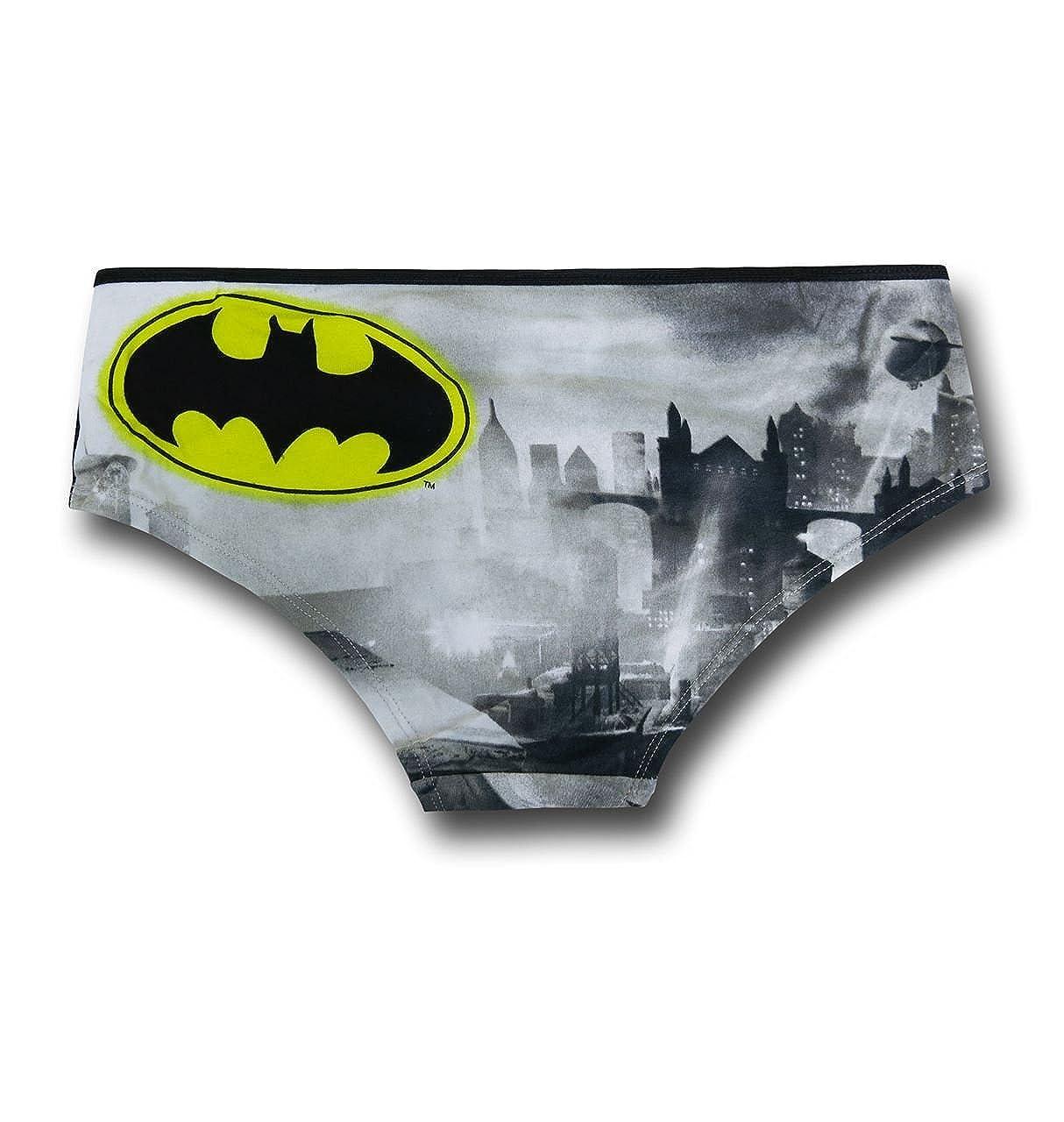 SuperHeroStuff Batman City Run Womens Panty Underwear