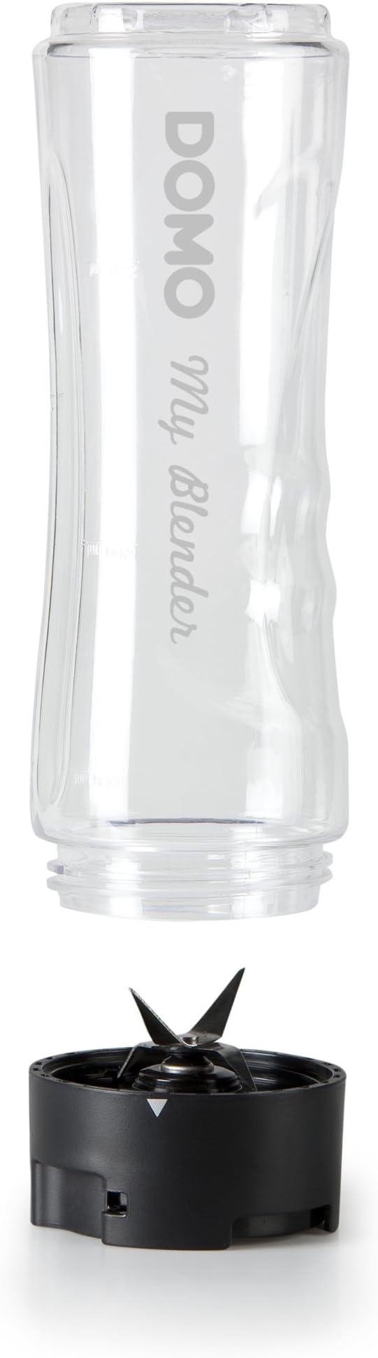 Domo DO491BL Batidora de vaso 0.6L Multicolor - Licuadora (0,6 L ...