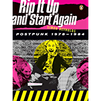 Rip It Up and Start Again: Postpunk 1978-1984 book cover