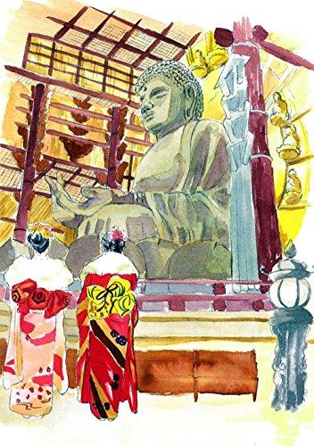 Akashiya-Watercolor-Brush-Pen-SAI-20-Colors-CA20020V-Japanese-traditional-colorsFude-Water-Brush-Pen-small-Small-KG205-20Medium-KG205-10LargeKG205-30SAKURA-original-sticky-notes
