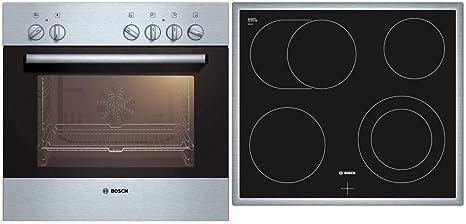 Bosch HND12PS50 - Cocina (Incorporado, Acero inoxidable ...