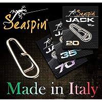 Seaspin Conectores Acero/Titanio Jack