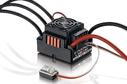 Hobbywing QUICRUN WP8BL150 ESC Speed Controller 150A Brushless Sensorless 1//8th