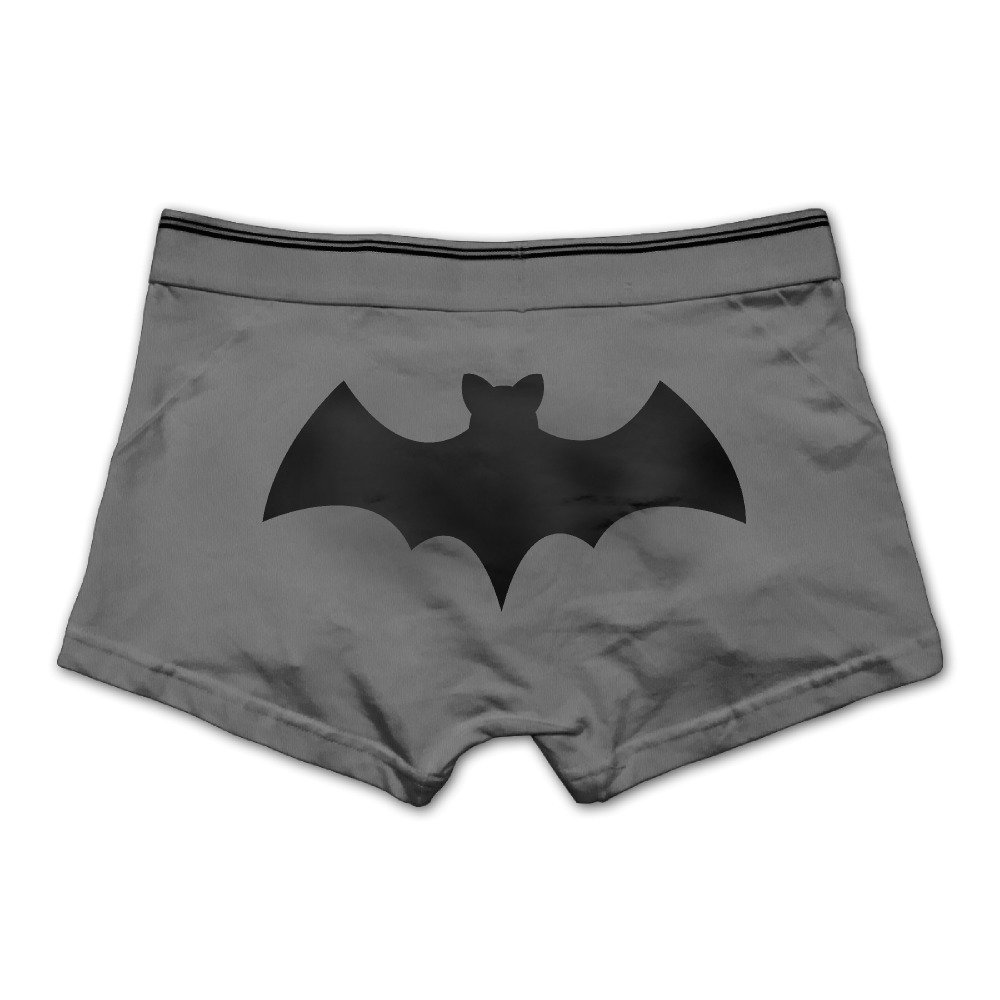 Htouch Bat Men's Low-Rise Comfort Soft Underwear Boxer Brief