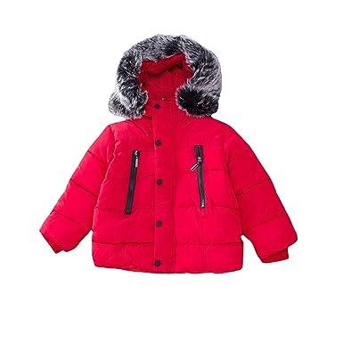 d4d54e03a Funoc Baby Boys Girls Winter Warm Coat 0-6 Years Kid Ski Jacket ...
