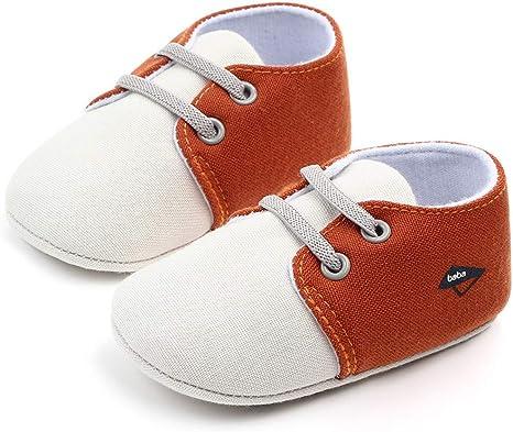 Factorys Chaussures bébé en coton pour garçons et filles