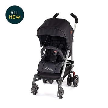Diono Quantum Stroller ~ Midnight ~ 6 in 1 Travel Stroller