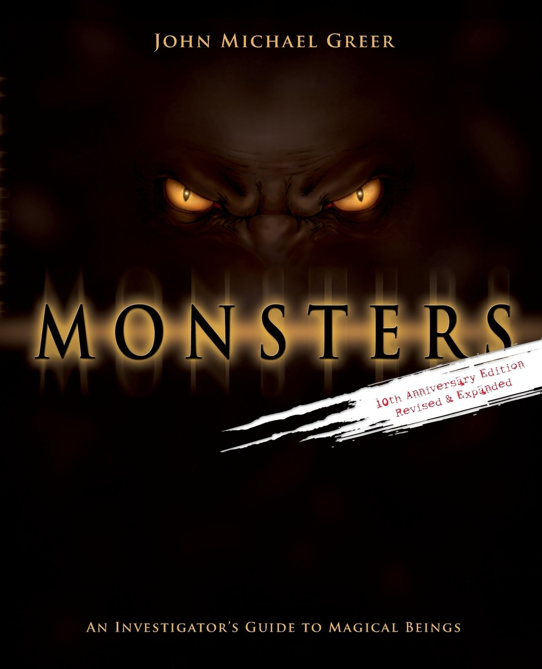 Monsters Investigators Guide Magical Beings