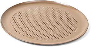 Calphalon 16-Inch Nonstick Pizza Pan ,Toffee,1893302