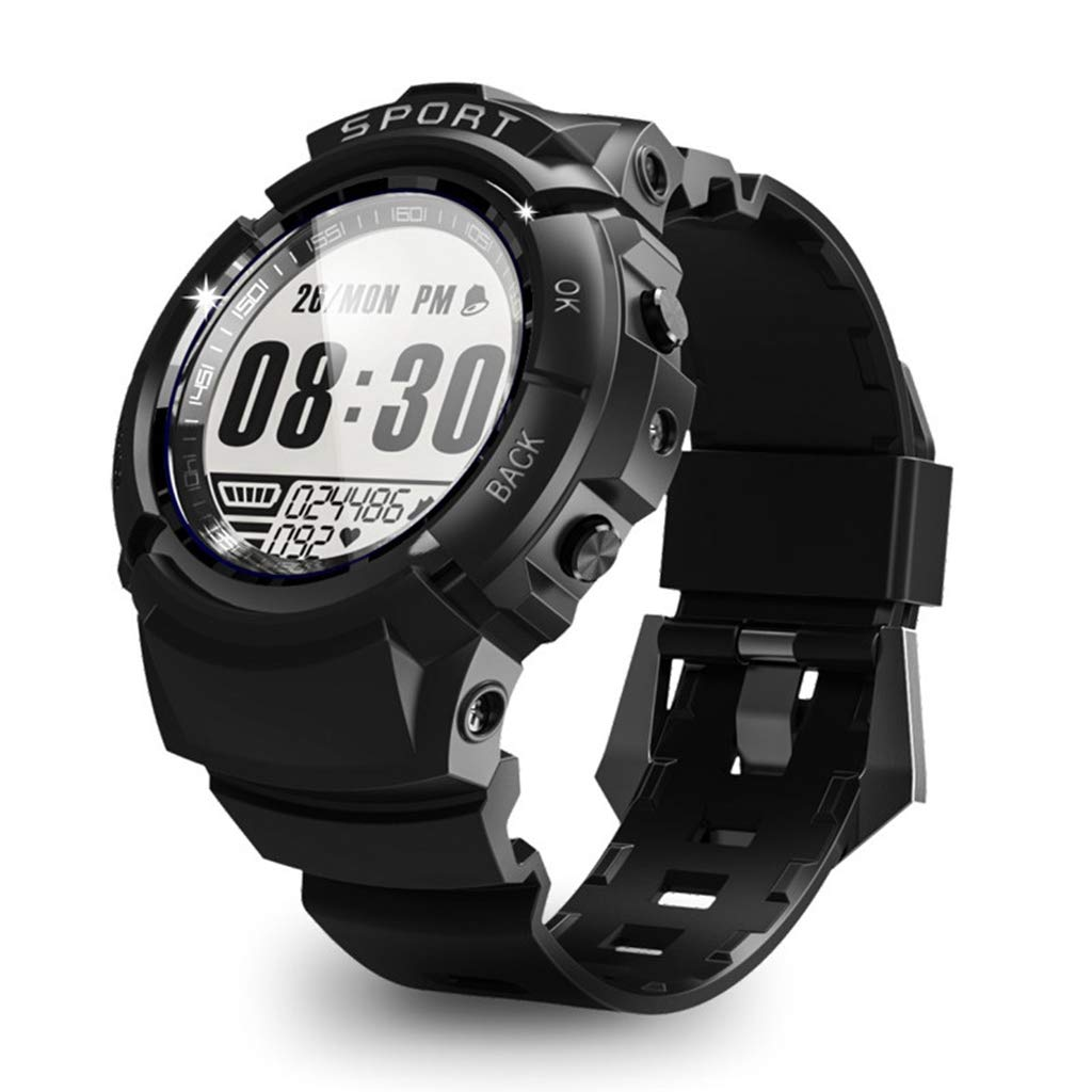FYK&&SW Reloj Inteligente Smart Watch Men Alarm Clock IP68 ...