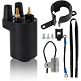 AUTOKAY New Ignition Coil for Points Models BF B43 B48 NHC CCK ONAN 166-0772
