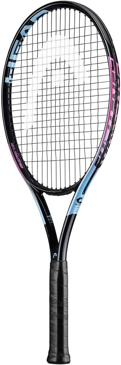 HEAD Unisex Adult Challenge Lite Tennis Racket