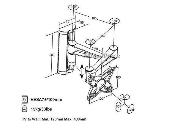 lg tv components