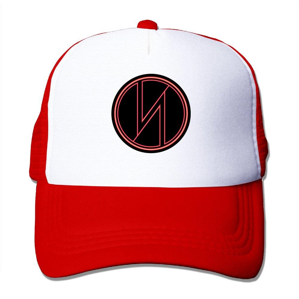 62675b0b9b5 Amazon.com  PATCH Ryan Adams Logo Trucker Hat Baseball Cap For Men Women (5  Colors) Red  Clothing